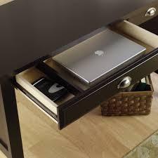 Sauder Graham Hill Computer Desk With Hutch by Sauder Samber Desk Granite Jamocha Wood Best Home Furniture