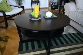 black brown coffee table garage sale valli 4 ikea vejmon coffee table black brown