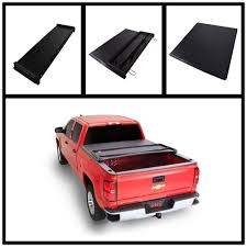 2000 Chevy Silverado Truck Bed - premium tri fold tonneau cover fit 1998 2000 chevy silverado 6 5ft