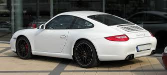 porsche 911 997 s file porsche 911 s coupé 997 facelift heckansicht 17