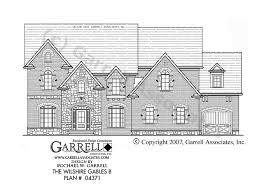 wilshire gables b house plan house plans by garrell associates inc
