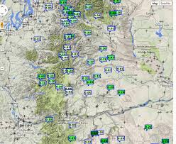 Oregon Climate Map by Cliff Mass Weather And Climate Blog Yakima And And Central