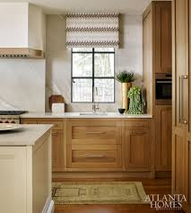 i like that wood is coming back into the kitchen playful