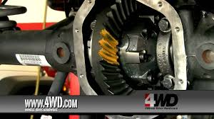 1996 jeep grand rear differential jeep drivetrain winner installing detroit truetrac differentials