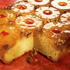 pineapple upside down cake recipe and history whats cooking america