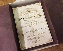 Traditional Wedding Invitations 13 Alternatives To Traditional Wedding Invitations Asia Wedding