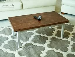 Make Your Own Reclaimed Wood Desk by How To Make Your Own Coffee Table