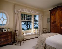 architecture armoire and slipcover on wood chairs near window