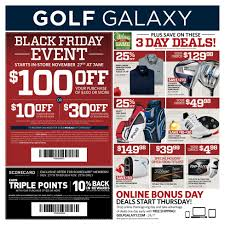 stores with best black friday deals 2016 golf galaxy black friday 2017 ads deals and sales