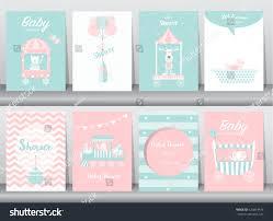 set baby shower invitation cardsbirthday