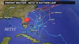 New Orleans Murder Map by Nussbaum Why Hurricane Matthew Is Not Another Betsy Wwltv Com