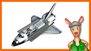nasa spaceship rocket space shuttle videos for kids children