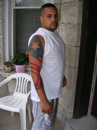 puerto rican flag long sleeve tattoo idea for men tattoomagz