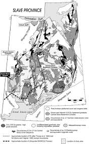 geology and u u2013pb geochronology of the neoarchean snare river