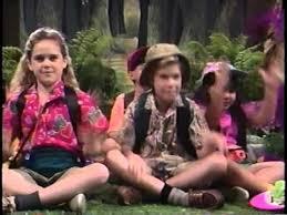 Vhs Barney U0026 Backyard Gang by Barney U0026 The Backyard Gang Campfire Sing Along Original Version