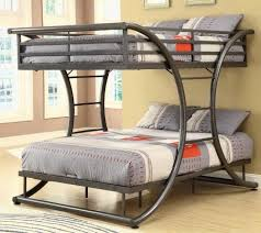 Queen Bunk Beds Full Size Bunk Beds With Desk Under Modern Desks - Size of bunk beds