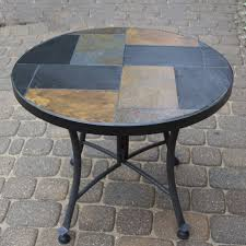 Patio Accent Table by Mosaic Outdoor Side Table Militariart Com