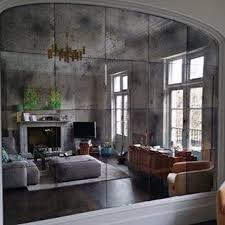 Mirrored Bathroom Wall Tiles - best 25 antique mirror walls ideas on pinterest antique mirror