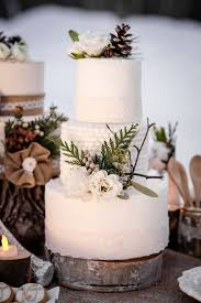 winter wedding cakes wedding cakes winter wedding cake flavor ideas winter wedding