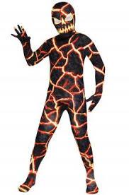 Skin Suit Halloween Costume Skin Suits Skintight Bodysuits Purecostumes