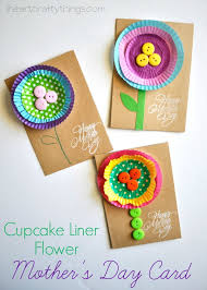 day cards for kids bright and cheerful kid made s day card flower cards
