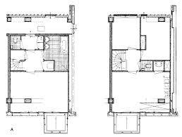 Maisonette Floor Plan Housing Prototypes Parkrand