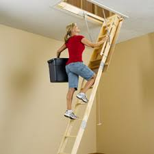 attic folding stairs pull down attic stairs