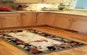 Country Kitchen Rugs Kitchen Area Rugs Washable Pine Cone Lodge Area Rug Pine Cone