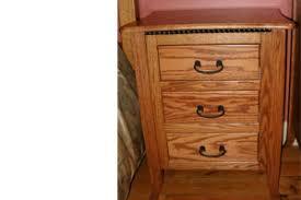 Shaker Bedroom Furniture by Carlisle Shaker 3 Drawer Night Stand Amish Oak Furniture