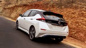 nissan small car this is the all new 2018 nissan leaf the drive