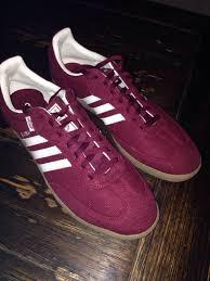 hemp sambas adidas burgundy hemp sambas clothing shoes in kennesaw ga