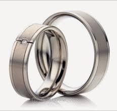 model2 cincin 10 gambar model cincin kawin dengan desain simple pusat cincin kawin