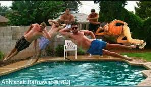 Pool Boy Meme - photoshop battle indian guy funny posing pictures and meme s