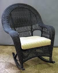 Resin Wicker Rocking Chair Charleston Outdoor Wicker Jaetees Wicker Wicker Furniture