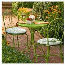 Lime Green Patio Furniture by 42 Best Bistro Settings Images On Pinterest Bistro Set Bistro