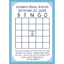 photo baby shower bingo cards 30 image