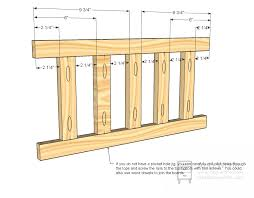 Free Wooden Baby Doll Cradle Plans by Ana White Olivia U0027s Doll Crib Diy Projects