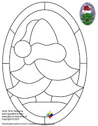 stained glass patterns for free glass pattern 044