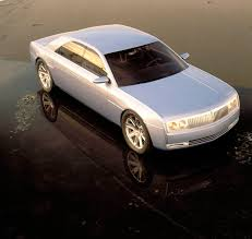 Lincoln Continental Price 2002 Lincoln Continental Concept Heading To Auction Was Ford