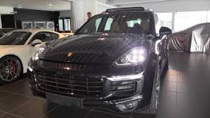 porsche cayenne interior 2017 porsche cayenne 2016 in depth review interior exterior youtube