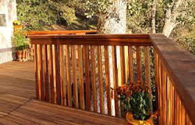 Outdoor Banisters And Railings Wood Deck Railing Wood Railings Outdoor Railings Redwood And