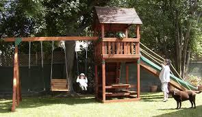 backyard adventures playsets backyard adventures titan treehouse 3