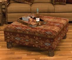 sierra coffee table ottoman