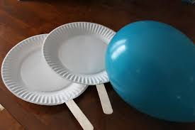 indoor kids game idea balloon ping pong kids craft keeping it