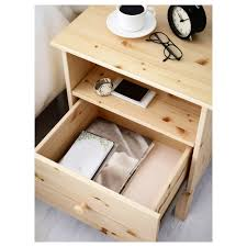 How High Should A Bedside Table Be Tarva Nightstand Ikea