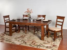 Tuscan Dining Room Furniture by Steinhafels Tuscany 5 Pc Extension Dining Table Set