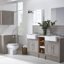 Bathroom Fitted Furniture Burford Mocha Fitted Bathroom Furniture Roper