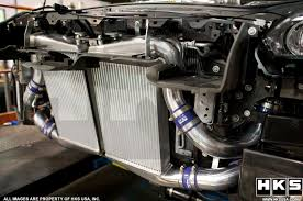 nissan gtr exhaust system r type 2 core front mount intercooler gt r