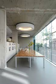 concrete ceiling lighting black house bakers architecten architecture lab