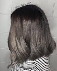 best way to blend gray hair into brown hair résultat de recherche d images pour hair ashes hair